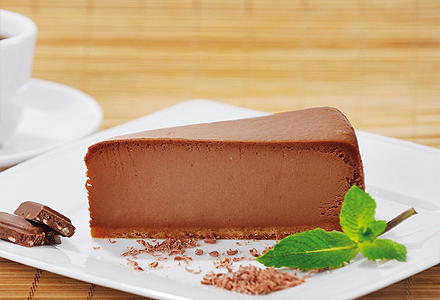 Изумительный шоколадный чизкейк